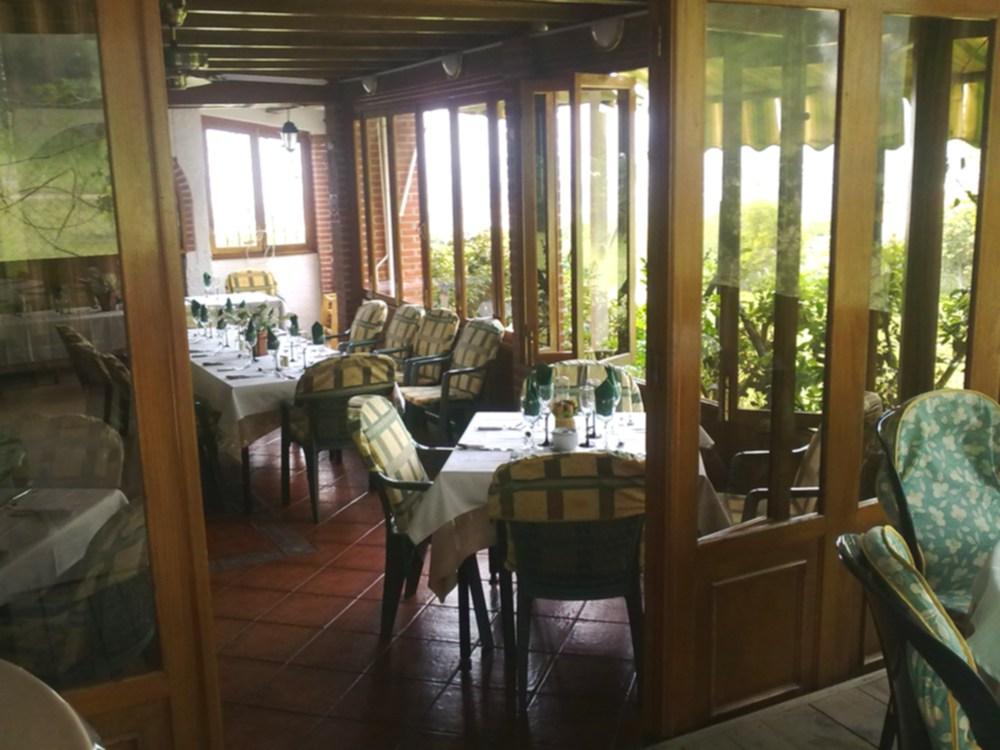 Restaurante funcionando en San Juan Capistrano